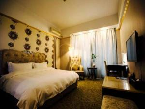 D6 Hotel (Chengdu South Railway Station), Hotels  Chengdu - big - 2