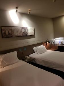 Tweepersoonskamer A met 2 Aparte Bedden