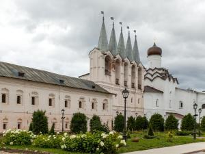 Podvorye, Gasthäuser  Tikhvin - big - 39