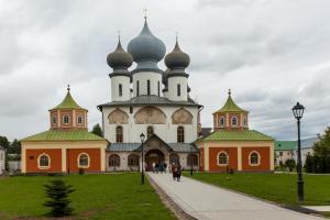 Podvorye, Penziony – hostince  Tikhvin - big - 38