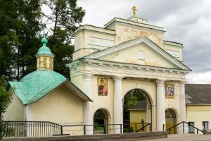 Podvorye, Penziony – hostince  Tikhvin - big - 44