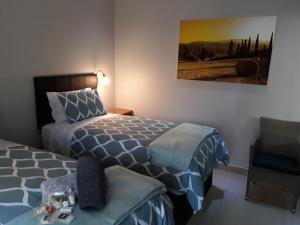 Tweepersoonskamer met 1 of 2 Bedden - Eigen Badkamer