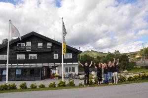 Geilo Vandrerhjem, Hostels  Geilo - big - 1