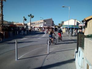 Marseillan Plage, Ferienwohnungen  Le Grau-d'Agde - big - 7