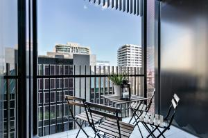 COMPLETE HOST St Kilda Rd Apartments, Апартаменты  Мельбурн - big - 13