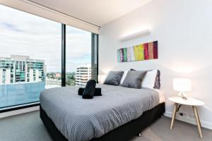 COMPLETE HOST St Kilda Rd Apartments, Апартаменты  Мельбурн - big - 32