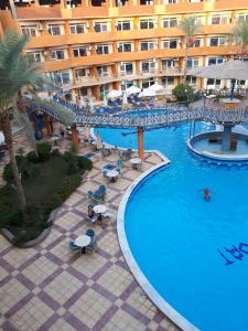 Oazis resort Hurghada, Apartmanok  Gurdaka - big - 4
