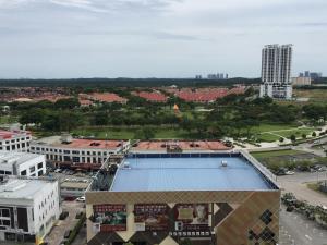Sky Loft Bukit Indah Homestay, Ferienwohnungen  Johor Bahru - big - 123