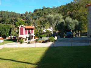 Casa D`Auleira, Фермерские дома  Ponte da Barca - big - 36