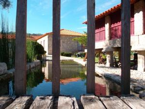 Casa D`Auleira, Фермерские дома  Ponte da Barca - big - 37