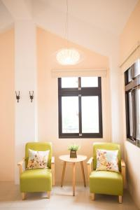 Annong White House, Homestays  Dongshan - big - 50