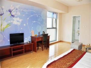 Shijiazhuang Tiantian Xiangshang Apartment, Apartmány  Shijiazhuang - big - 6