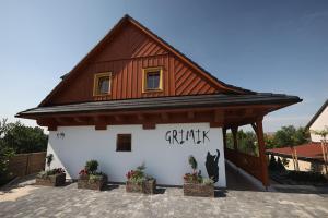 Chata Poloroubenka Grimik Držovice Česko