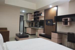 Бюджетные апартаменты с 1 спальней