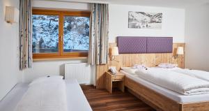 Familien & Wohlfühlhotel Johanneshof, Hotely  Saalbach Hinterglemm - big - 22