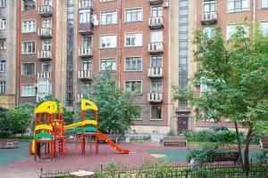 August Apart-Hotel, Apartmanhotelek  Szentpétervár - big - 2