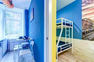 August Apart-Hotel, Apartmanhotelek  Szentpétervár - big - 17