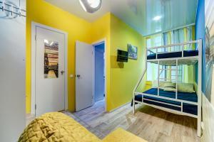 August Apart-Hotel, Apartmanhotelek  Szentpétervár - big - 20