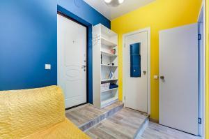 August Apart-Hotel, Apartmanhotelek  Szentpétervár - big - 21