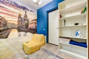 August Apart-Hotel, Apartmanhotelek  Szentpétervár - big - 22
