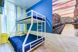 August Apart-Hotel, Apartmanhotelek  Szentpétervár - big - 23