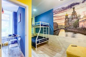 August Apart-Hotel, Apartmanhotelek  Szentpétervár - big - 24