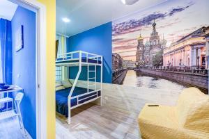 August Apart-Hotel, Apartmanhotelek  Szentpétervár - big - 1