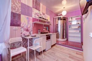 August Apart-Hotel, Apartmanhotelek  Szentpétervár - big - 38