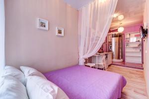 August Apart-Hotel, Apartmanhotelek  Szentpétervár - big - 39