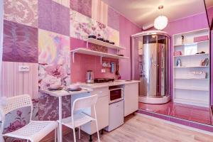 August Apart-Hotel, Apartmanhotelek  Szentpétervár - big - 42