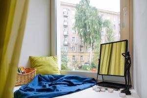 August Apart-Hotel, Apartmanhotelek  Szentpétervár - big - 57