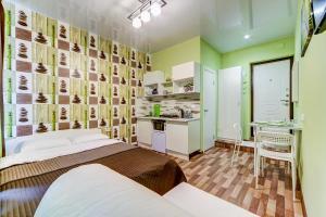 August Apart-Hotel, Apartmanhotelek  Szentpétervár - big - 63