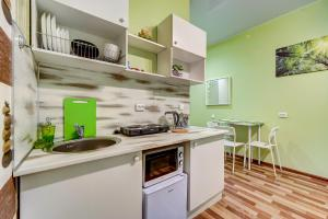 August Apart-Hotel, Apartmanhotelek  Szentpétervár - big - 64