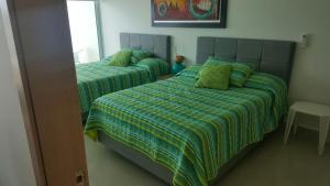 Santa Marta Hosts-SOÑADO, Appartamenti  Santa Marta - big - 207