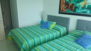 Santa Marta Hosts-SOÑADO, Appartamenti  Santa Marta - big - 208