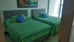 Santa Marta Hosts-SOÑADO, Appartamenti  Santa Marta - big - 209