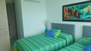 Santa Marta Hosts-SOÑADO, Appartamenti  Santa Marta - big - 210