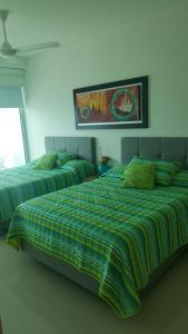 Santa Marta Hosts-SOÑADO, Appartamenti  Santa Marta - big - 211
