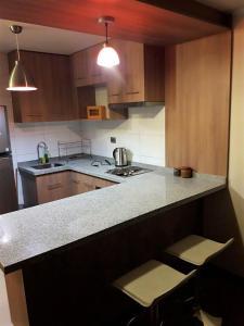 Departamento San Miguel, Apartments  Santiago - big - 25