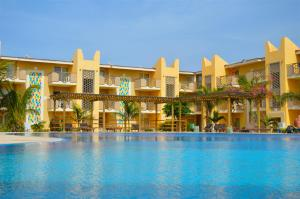 Tropical Resort, Apartmanok  Santa Maria - big - 6