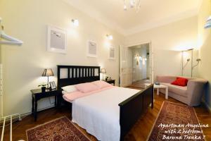 Apartment Angelina, Apartments  Zagreb - big - 9