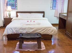 Baan Phing Payom, Prázdninové domy  Chiang Mai - big - 8