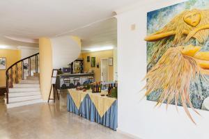 Hotel Bellavista, Hotely  Maierà - big - 28