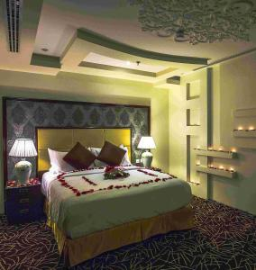 Rest Night Hotel Apartment, Residence  Riyad - big - 53