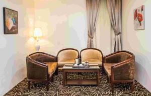 Rest Night Hotel Apartment, Apartmanhotelek  Rijád - big - 101