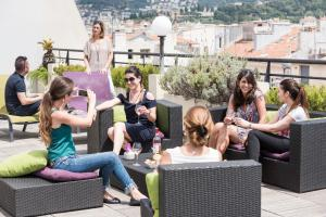 Mercure Nice Centre Grimaldi, Hotels  Nice - big - 27
