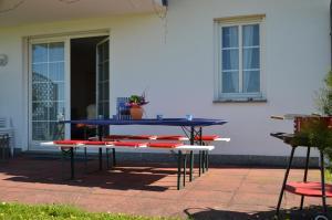 Ferienwohnung Landtraum, Nyaralók  Neddesitz - big - 4