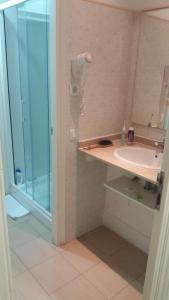 Economy Double Room with external bathroom