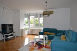 Modern and central apartment, Apartmány  Skopje - big - 10