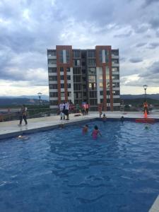 Reserva del Peñón, Apartmány  Girardot - big - 9